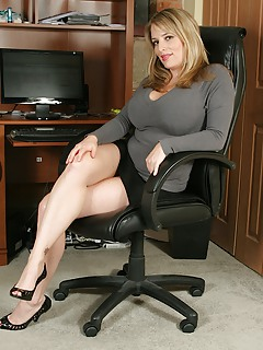 Office Moms Pics