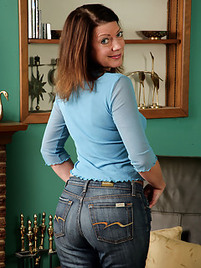 Moms jeans porn pictures